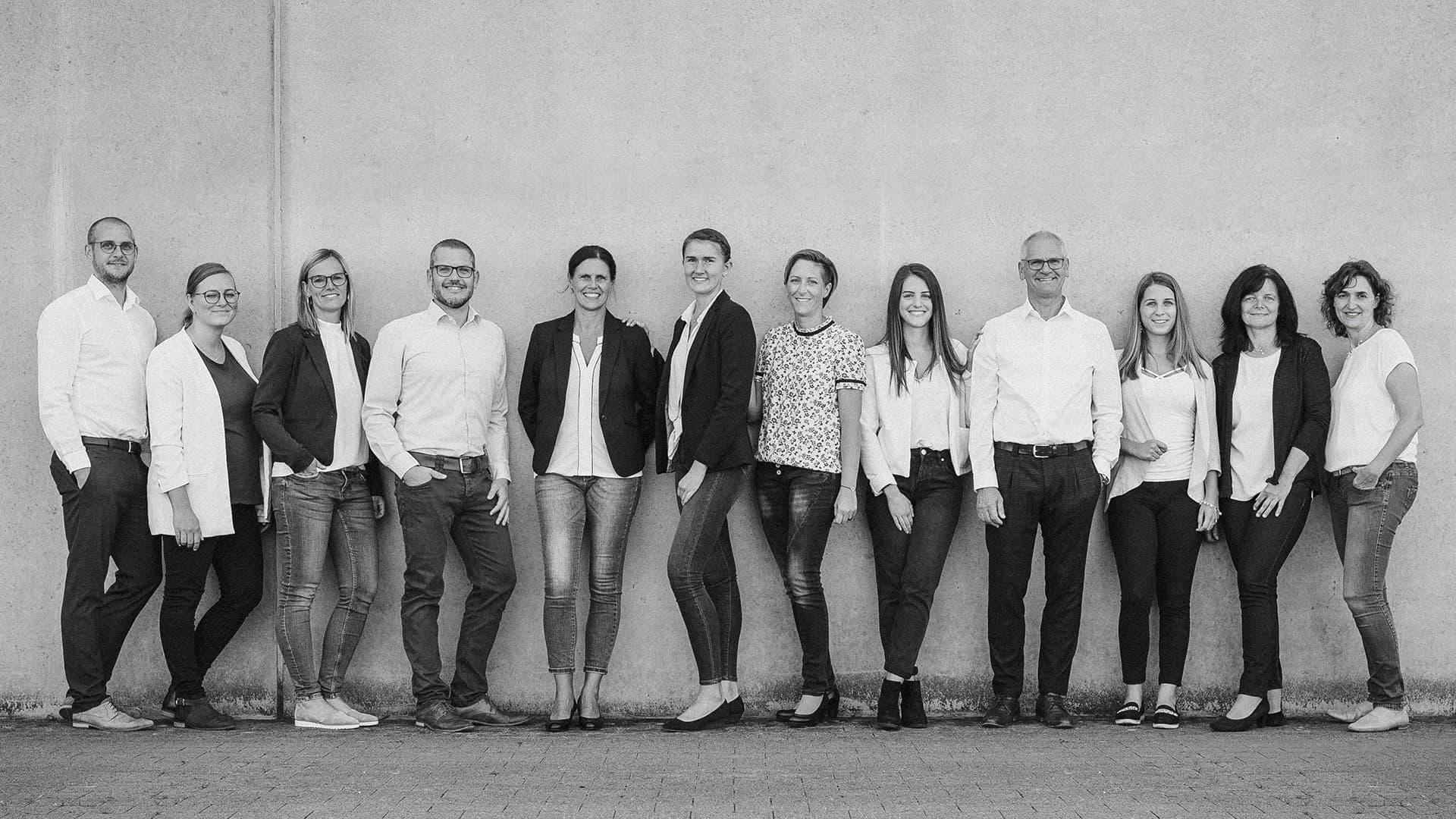 Team Steuerberatung Steuerkanzlei Hansmann + Partner Haslach im Kinzigtal